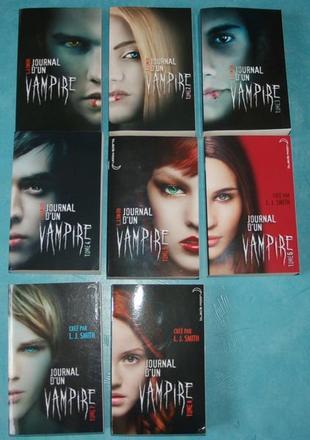 Fiche de lecture: Journal d'un vampire