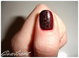 Nail art : Kit vernis croco