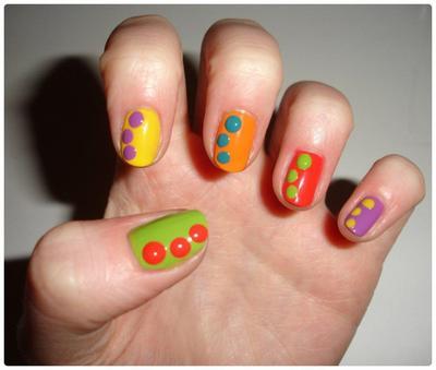 Nail art : Envie de couleurs?