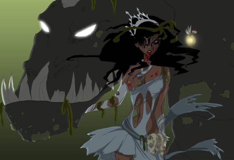 Tiana Dark