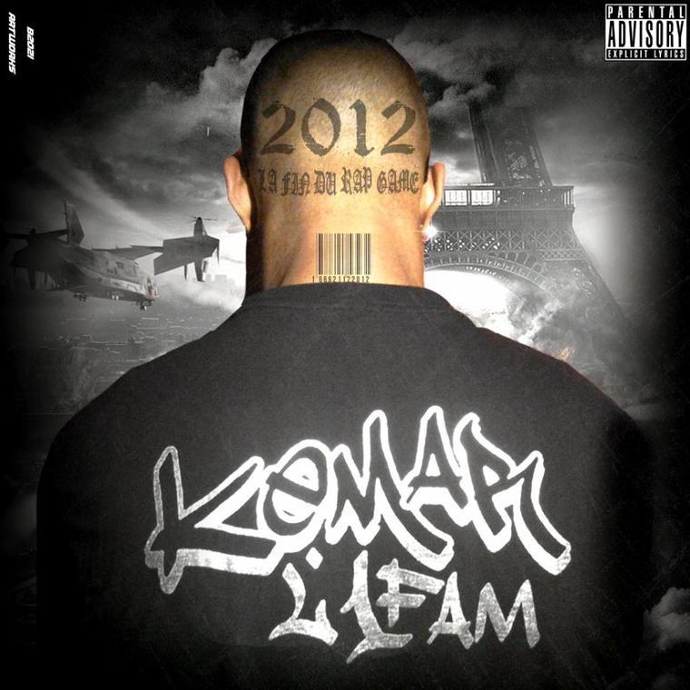 2012 La Fin Du Rap Game / NOSTALGİE DES BRİQUES FEAT BASTOS ET JENEZ / 2012 LA FİN DU RAP GAME  (2012)