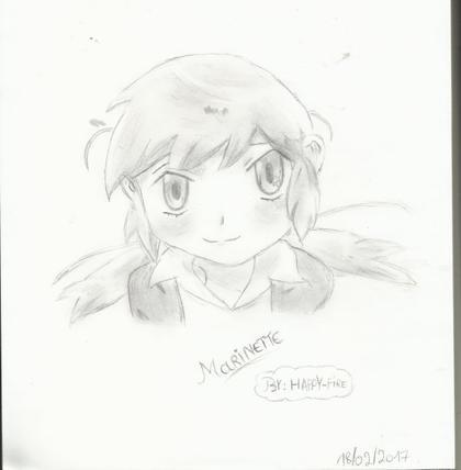 Nouveau dessin (pour une amie)