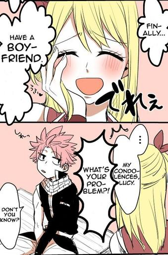 poisson d'Avril-NaLu comic