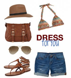 Sondage : Quelle est ta tenue de plage favorite ?