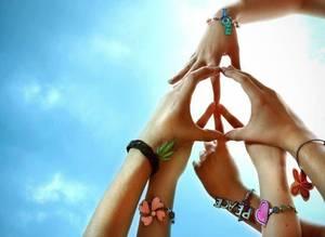 Peace & Love - Citations en images