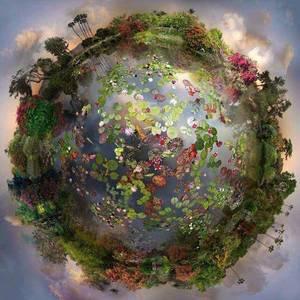 La Terre...  Préservons là! - à Méditer...