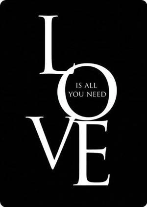 """""""One Love"""" U2"""