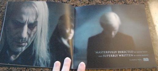 """""""Harry Potter et les Reliques de la mort (Partie 2)"""" en campagne pour les Oscars !"""