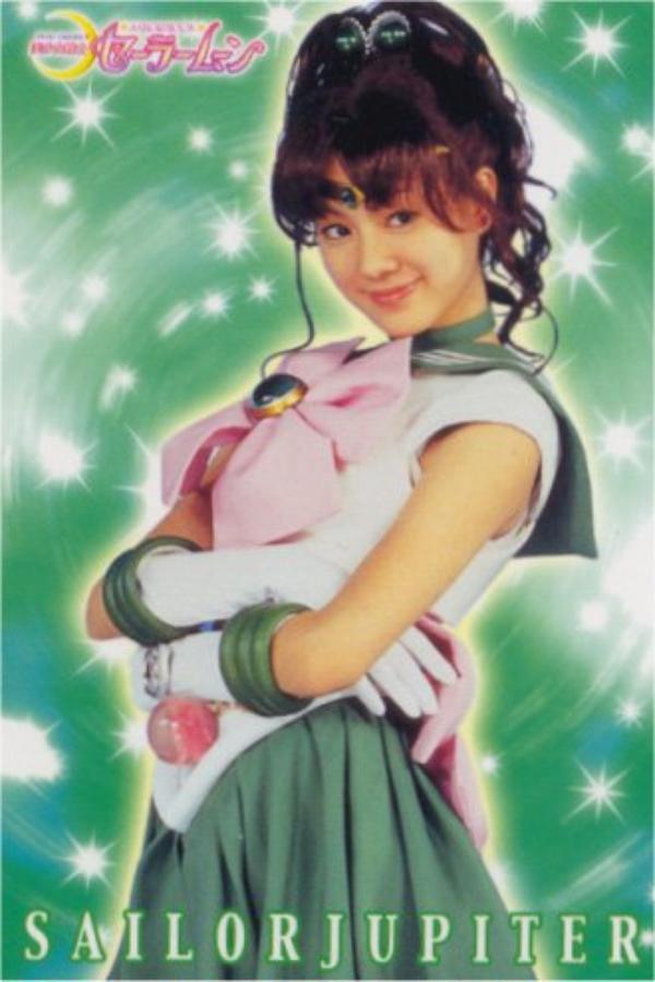 Sailor Jupiter PGSM.
