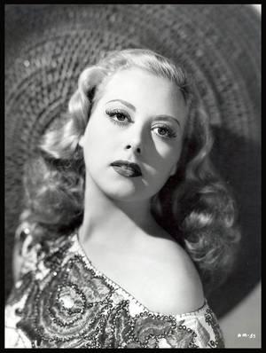 Adele MARA '40-50 (28 Avril 1923 - 7 Mai 2010)