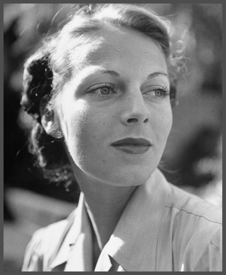 Vera ZORINA '30-40 (2 Janvier 1917 - 9 Avril 2003)