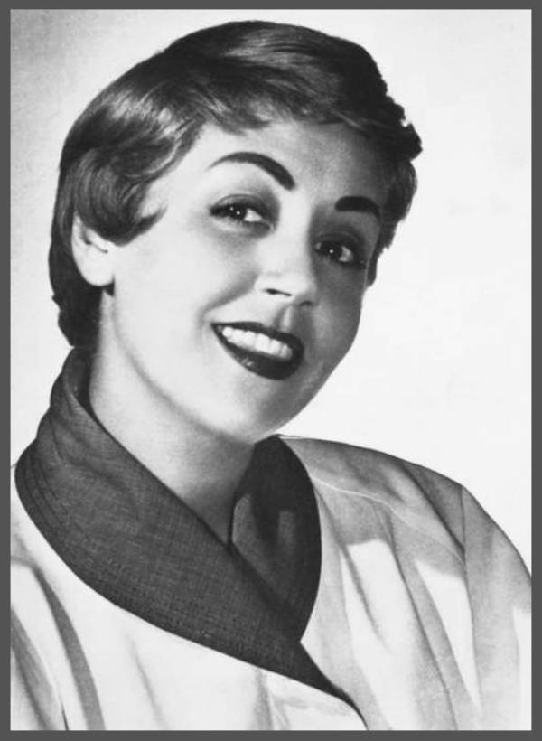 Suzy DELAIR '40-50 (31 Décembre 1916)