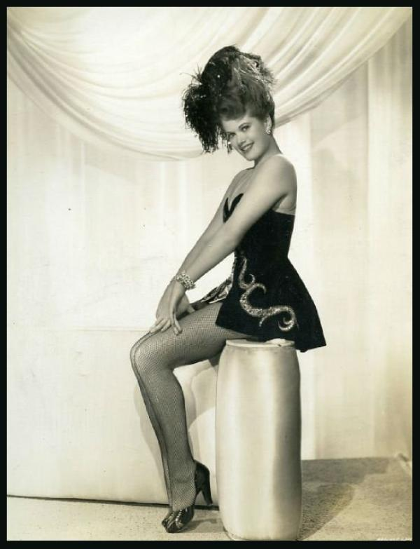 Janis PAIGE '40-50 (16 Septembre 1922)