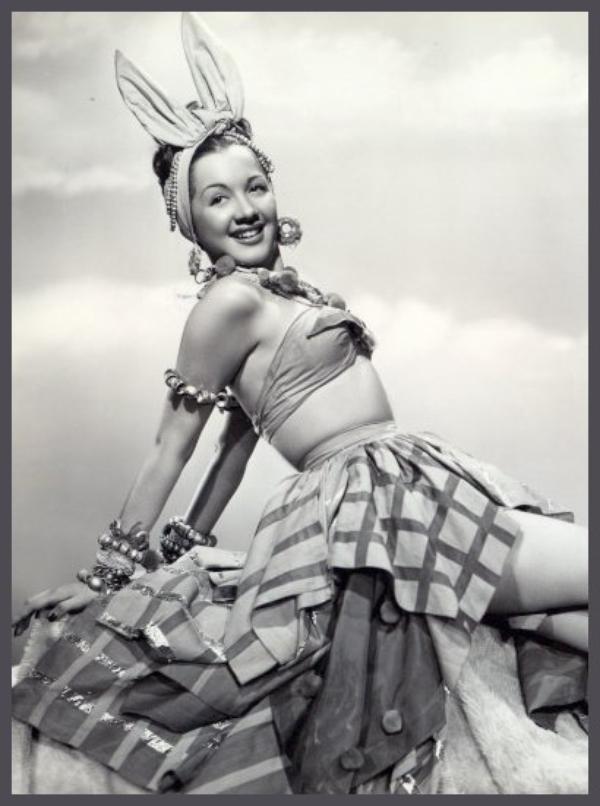 Olga San JUAN '40-50 (16 Mars 1927 - 3 Janvier 2009)