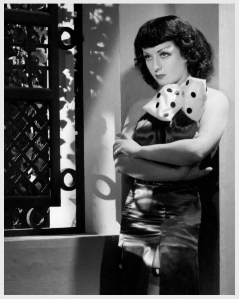 Viviane ROMANCE '30-40 (4 Juillet 1912 - 25 Septembre 1991)