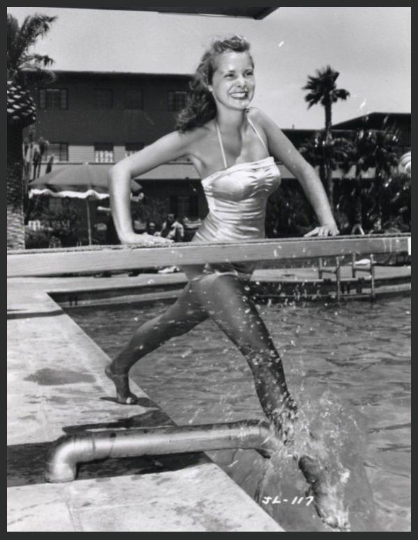 Janet LEIGH '40-50 (6 Juillet 1927 - 3 Octobre 2004)