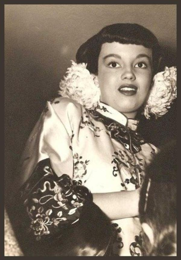 Joan EVANS '40-50 (18 Juillet 1934)