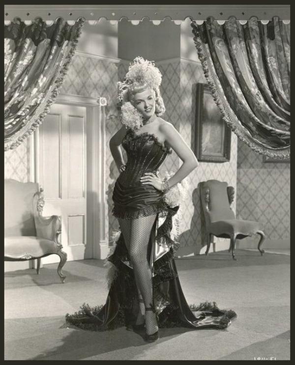 Jane RUSSELL '40-50 (21 Juin 1921 - 28 Février 2011)