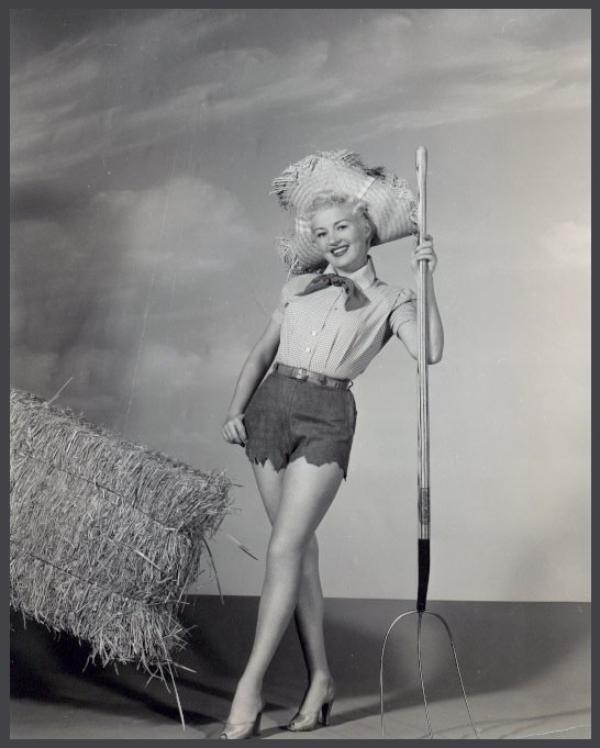 Betty GRABLE '40-50 (18 Décembre 1916 - 2 Juillet 1973)