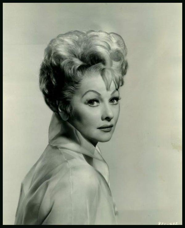 Lucille BALL '30-40-50-60 (6 Août 1911 - 26 Avril 1989)