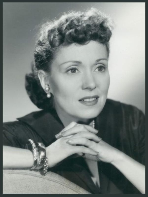 Martha SCOTT '40-50 (28 Septembre 1912 - 28 Mai 2003)