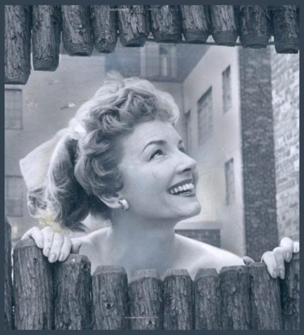 Janet BLAIR '40-50 (23 Avril 1921 - 19 Février 2007)