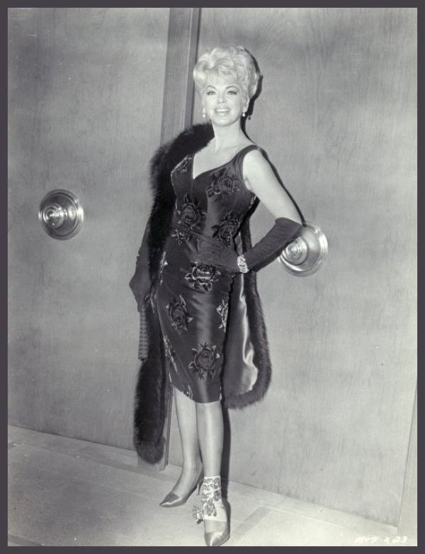 Barbara NICHOLS '50-60 (10 Décembre 1928 - 5 Octobre 1976)