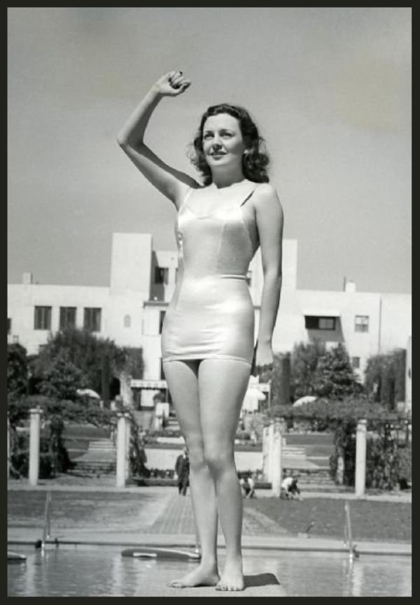 Andrea LEEDS '40 (14 Août 1914 - 21 Mai 1984)