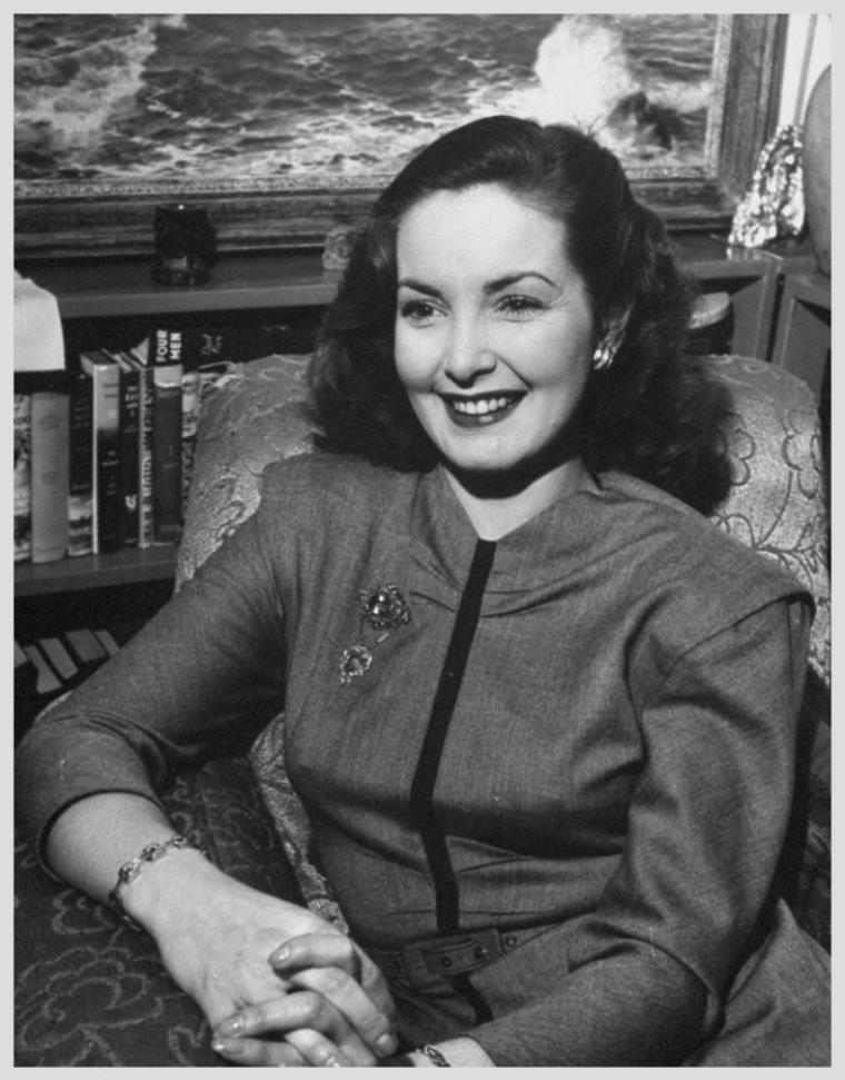 Patricia ROC '40-50 (7 Juin 1915 - 30 Décembre 2003)