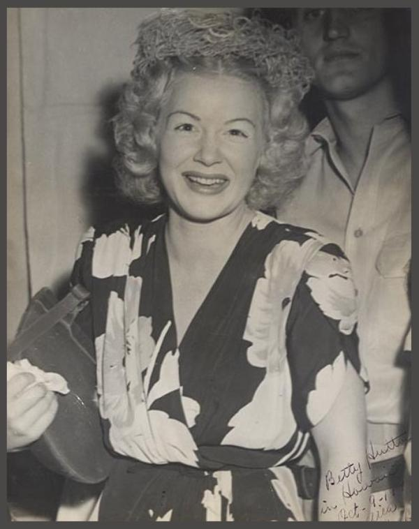 Betty HUTTON '40-50 (16 Février 1921 - 12 Mars 2007)