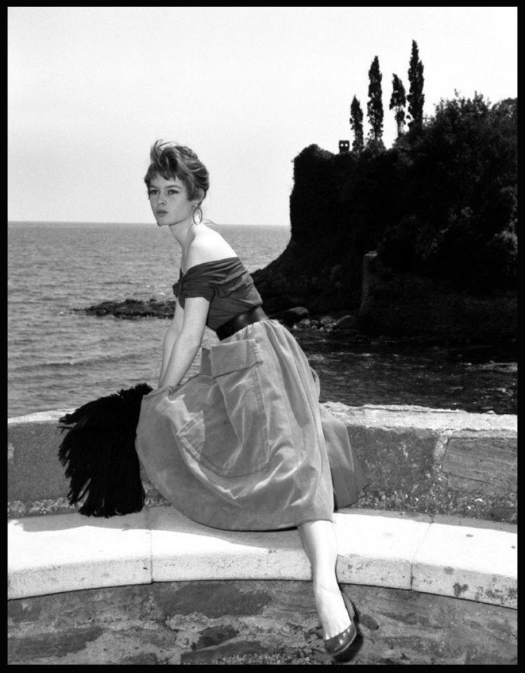 Brigitte BARDOT '50 (28 Septembre 1934)