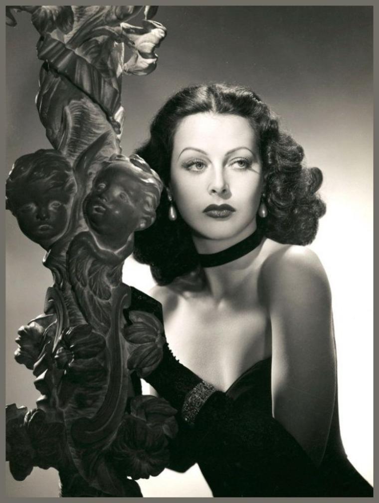 Hedy LAMARR '30-40 (9 Novembre 1914 - 19 Janvier 2000)