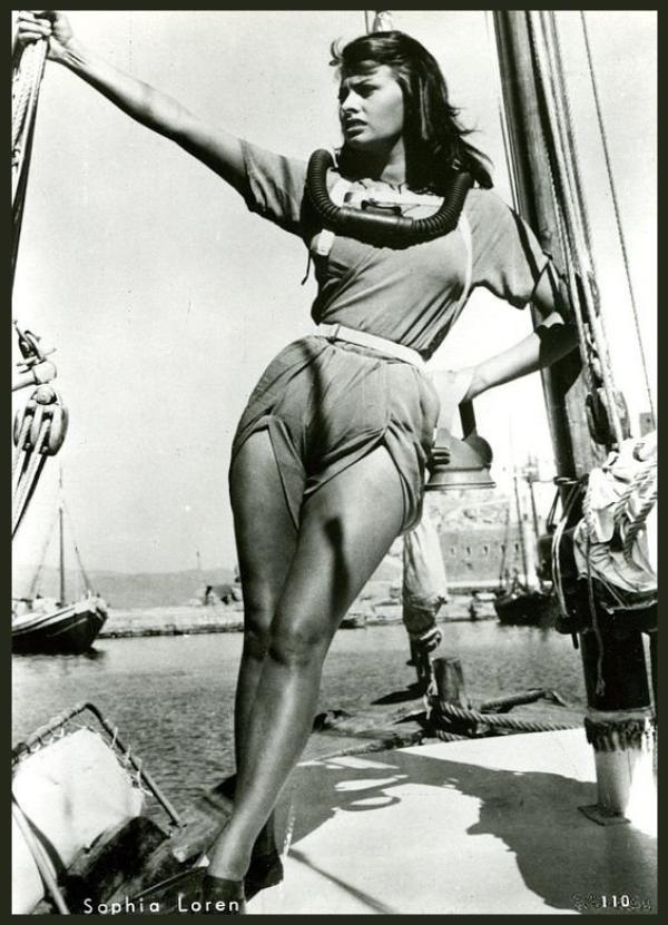 Sophia LOREN '50-60 (20 Septembre 1934)