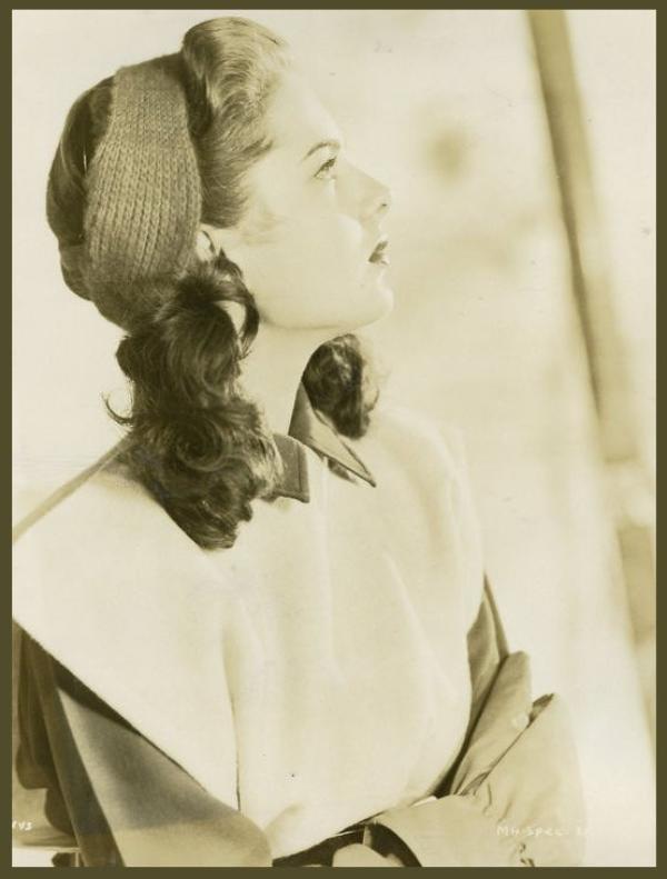 Martha HYER '40-50 (10 Août 1924)