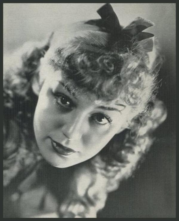 Anne SHIRLEY '30-40 (17 Avril 1918 - 4 Juillet 1993)