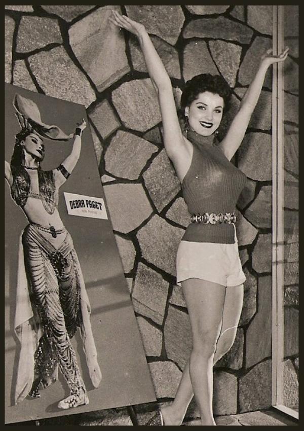 Debra PAGET '40-50 (19 Août 1933)