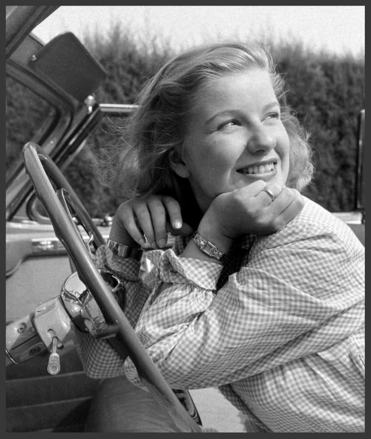 Barbara Bel GEDDES '40-50 (31 Octobre 1922 - 8 Août 2005)