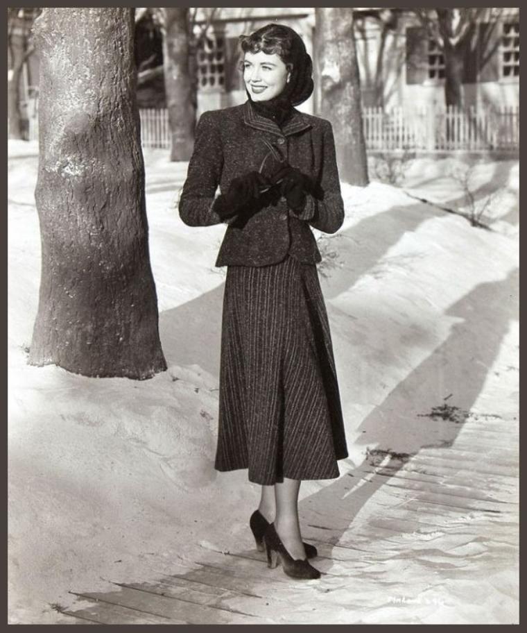 Dorothy MALONE '50 (30 Janvier 1925)