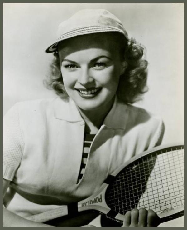 June HAVER '40-50 (10 Juin 1926 - 4 Juillet 2005)