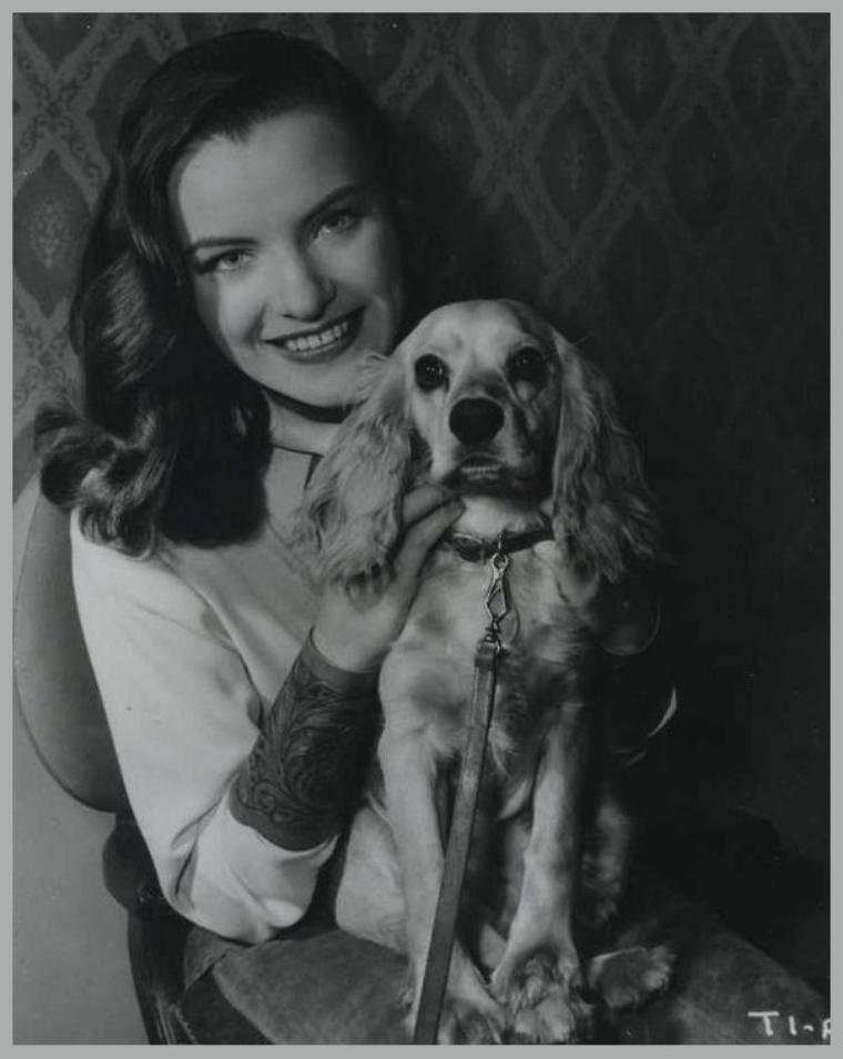 Ella RAINES '40 (6 Août 1920 - 30 Mai 1988)