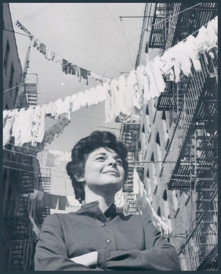 Anne BANCROFT '50-60 (17 Septembre 1931 - 6 Juin 2005)