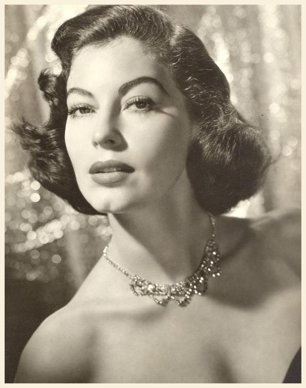 Ava GARDNER '40-50 (24 Décembre 1922 - 25 Janvier 1990)