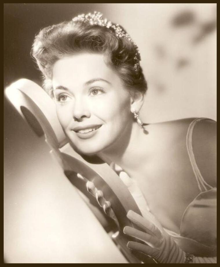 Barbara RUSH '40-50-60 (4 Janvier 1927)