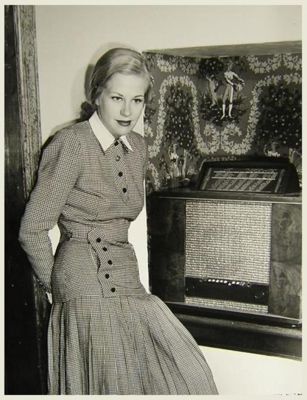 Hildegard KNEF '40-50 (28 Décembre 1925 - 1er Février 2002)