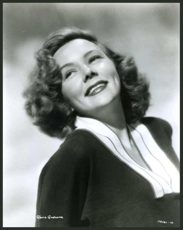 Gloria GRAHAME '40-50 (28 Novembre 1923 - 5 Octobre 1981)