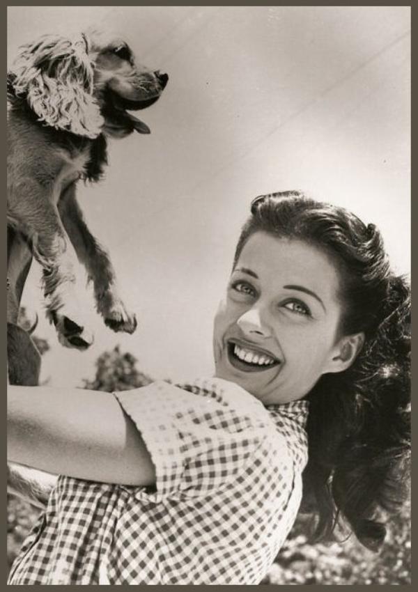 Gail RUSSELL '40-50 (21 Septembre 1924 - 26 Août 1961)