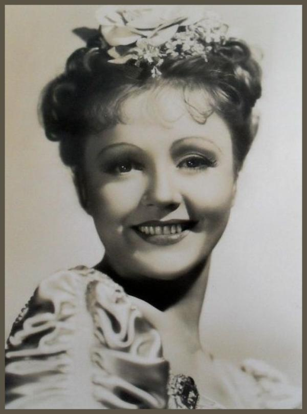 Nancy CARROLL '30-40 (19 Novembre 1903 - 6 Août 1965)