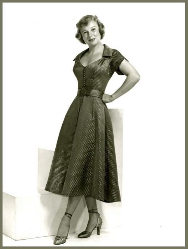 June ALLYSON '40-50 (7 Octobre 1917 - 8 Juillet 2006)