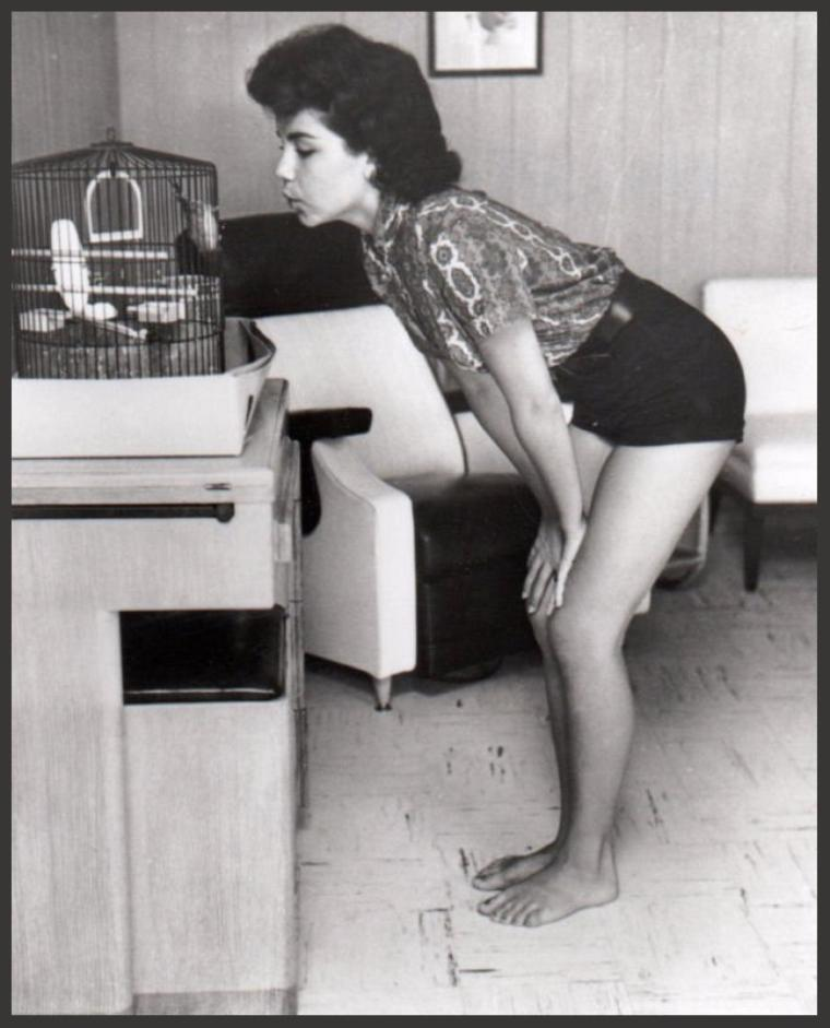 Annette FUNICELLO '50-60 (22 Octobre 1942)