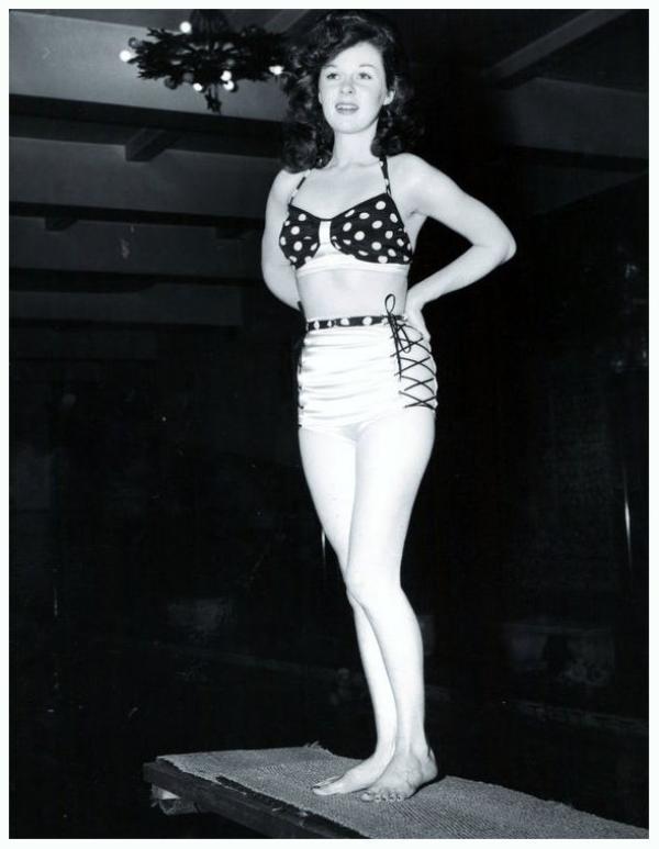 Susan HAYWARD '40-50 (30 Juin 1917 - 14 Mars 1975)
